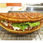 Tuna Waffle