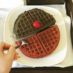 mixed-plain-waffle